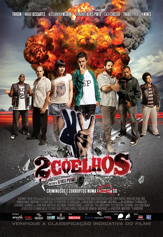 Poster 2/Cinema: 2 Coelhos