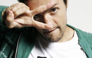 Ator: Fernando Alves Pinto - Personagem: Edgar