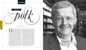 Noel Polk - Escritor norte-americano