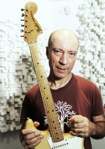 Edgar Scandurra - guitarrista/músico - Projeto Mixer Guri