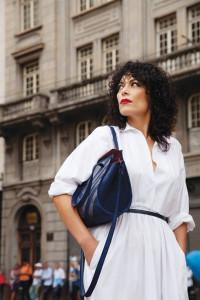 Campanha Bolsa Ícone Fabiana Gomes - Guarda Mundo