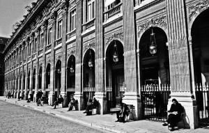 Palais Royal - Paris - França